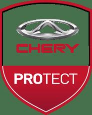 Logo Chery Protect